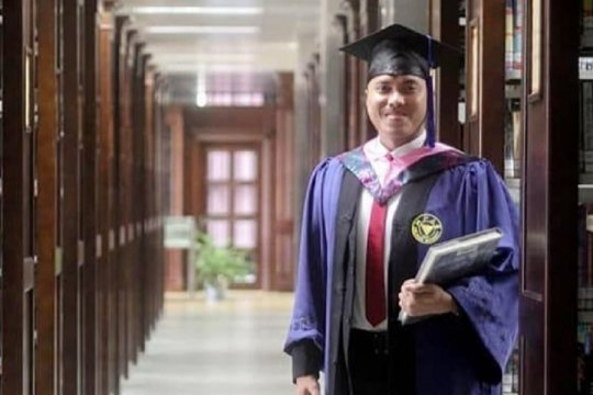 Ketua Umum PPIT bagikan kiat sukses kuliah di luar negeri
