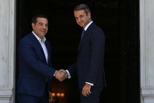 Ketegangan di Mediterania meningkat, Yunani tingkatkan pertahanan