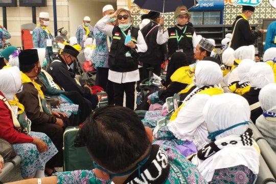 263 calon haji sakit dan 7 meninggal dunia