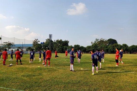 Persija berlatih di Sutasoma untuk hadapi Persib