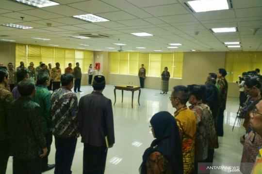 Sri Mulyani lantik 26 pejabat eselon II dan III