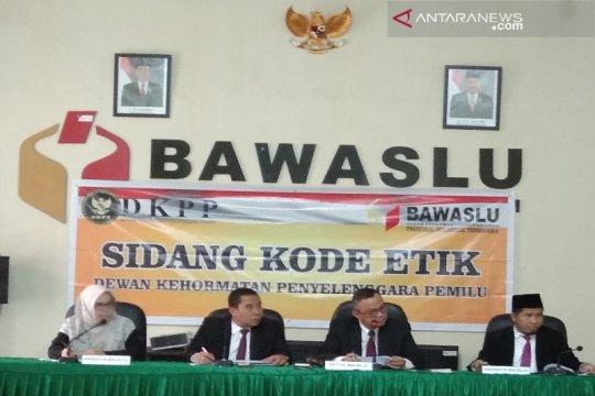 Dilaporkan Bawaslu, KPU Buton Tengah diperiksa DKPP
