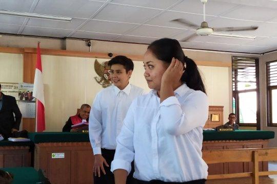 Edarkan sabu, dua wanita divonis empat tahun di PN Denpasar