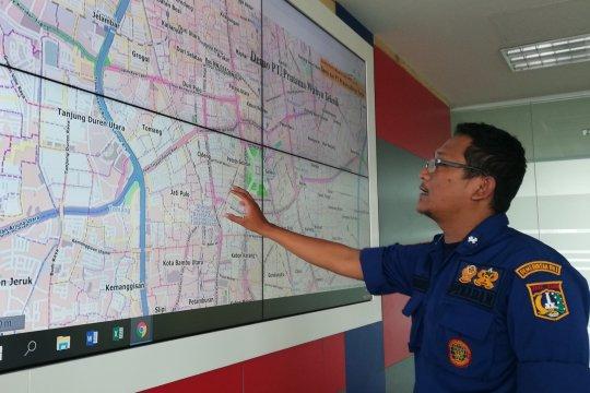 Kebakaran terjadi di rumah tinggal Cakung, Jakarta Timur