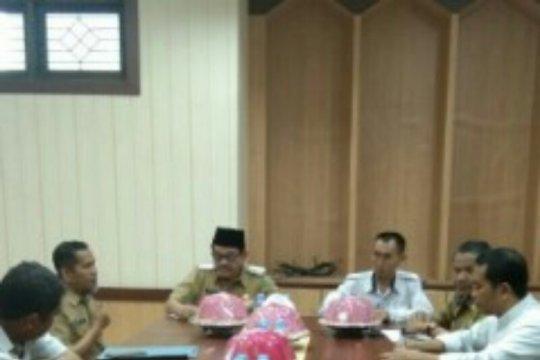 Lima bus disiapkan angkut calhaj Kabupaten Pasangkayu ke Makassar