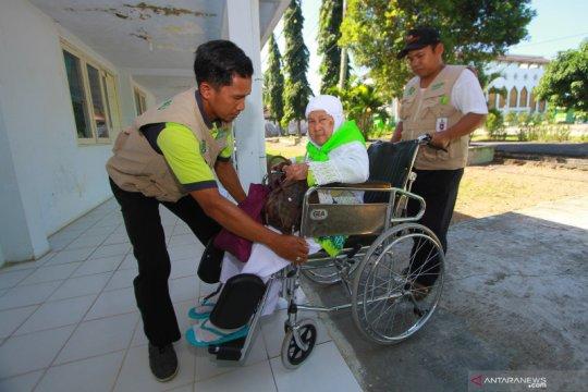 18 jamaah haji Embarkasi Banjarmasin wafat
