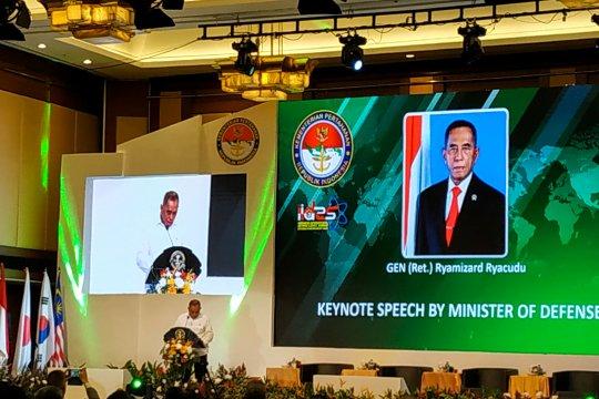Menhan: IIDSS forum penting perkuat komunikasi Indo-Pasifik