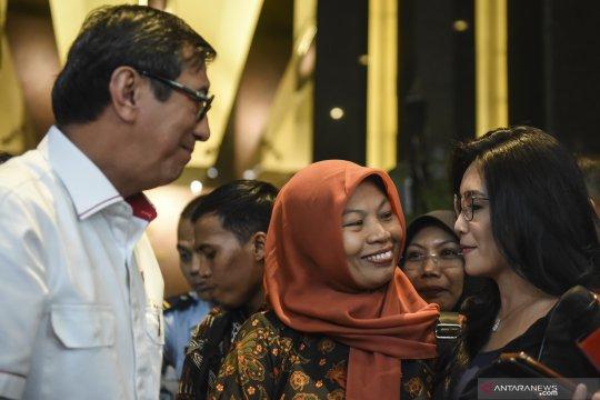 Presiden diminta beri amnesti kepada Baiq Nuril