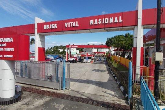 Pertamina pastikan stok BBM di Ternate aman setelah gempa