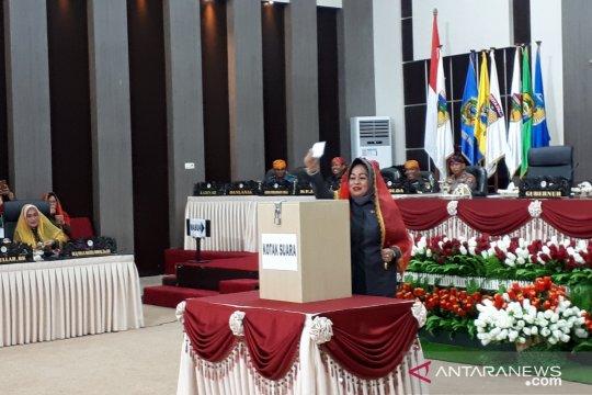 DPRD Sulteng gelar pemilihan wakil gubernur