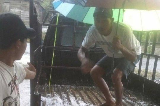 BMKG: Hujan es bisa terjadi di satu wilayah meski sedang kemarau