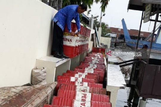 Bawa limbah B3, nakhoda kapal ditangkap Ditpolair Polda Sumut