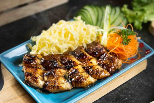 Namazu Kabayaki, menu baru berbahan lele dari Ichiban Sushi