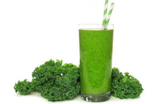 Jus kale bagus untuk penyandang diabetes tipe 2