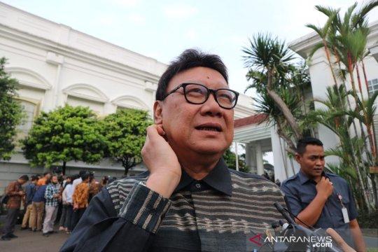 Qanun Aceh masih akan dikonsultasikan dengan pusat
