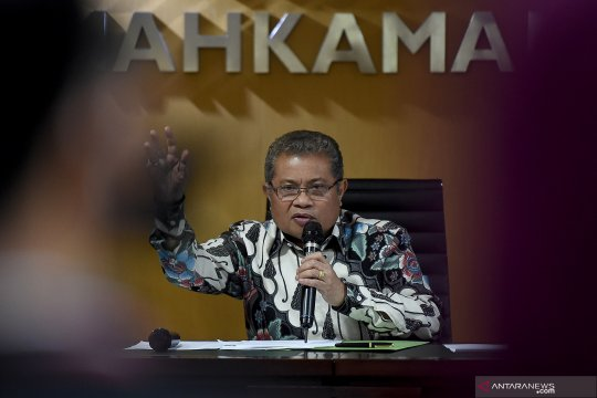 MA tidak akan intervensi putusan PK terpidana korupsi