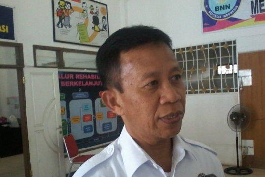 BNN Provinsi Sulut rehabilitasi 75 pengguna narkoba