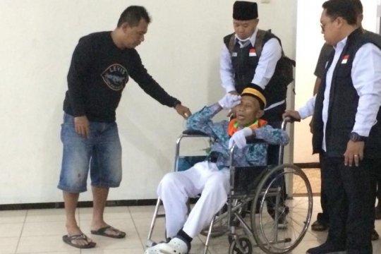 Serangan jantung, calon haji Tasikmalaya gagal berangkat