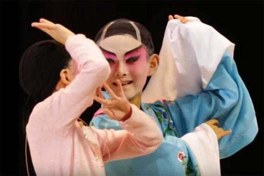Pemerintah China lestarikan seni tradisi Opera Kanton