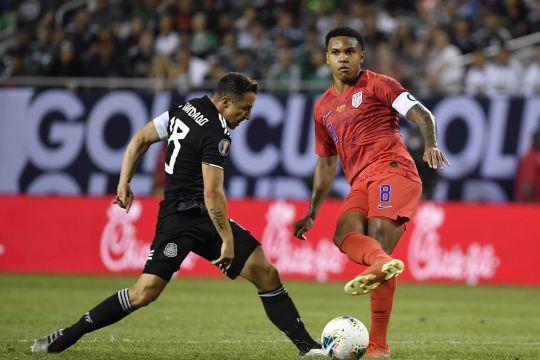 CONCACAF Gold Cup: Meksiko kalahkan Amerika Serikat
