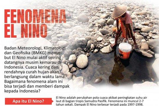 Fenomena El Nino