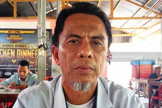Irigasi ditutup, ribuan petani di Nagan Raya gagal tanam padi serentak