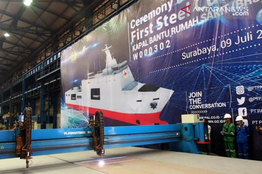 PAL target rampungkan kapal rumah sakit Oktober 2021