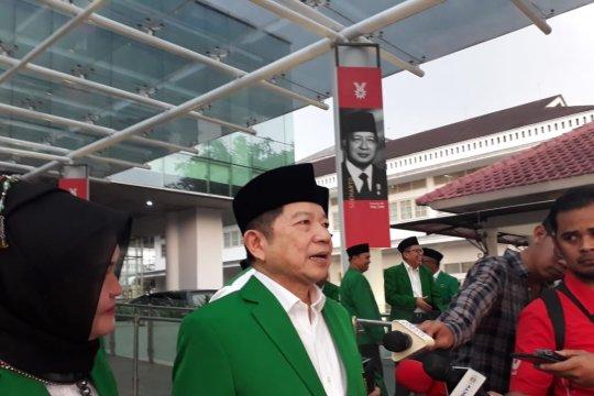 Pertemuan PPP-Jokowi juga bahas pembentukan kabinet