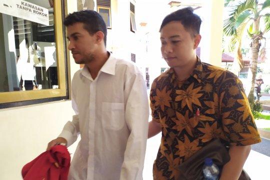 Seorang WNA divonis 9 bulan penjara di PN Denpasar