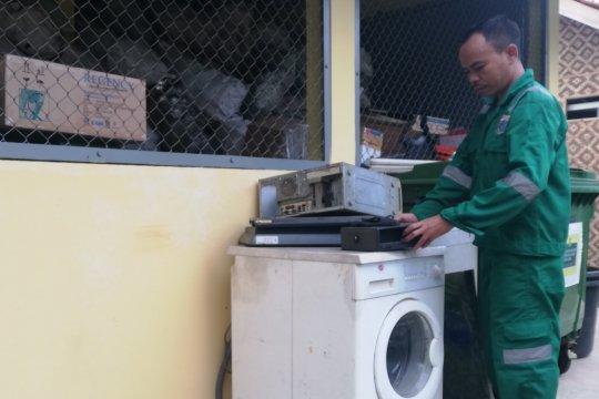 Jakpus terbanyak kumpulkan limbah elektronik untuk wilayah Jakarta