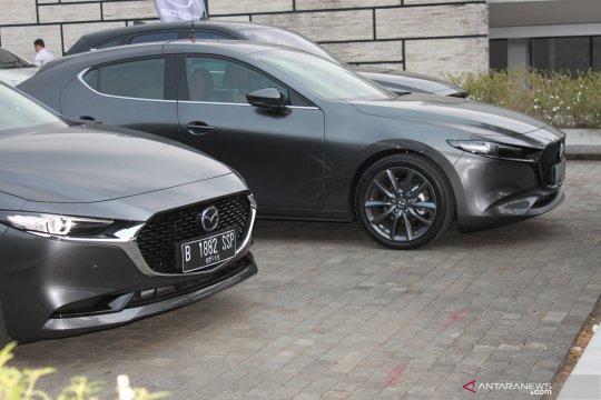 Pajak sedan tinggi, Mazda 3 hatchback lebih diunggulkan gaet pembeli