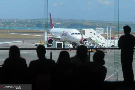 Januari-Juni, Bandara Ngurah Rai layani 11 juta penumpang