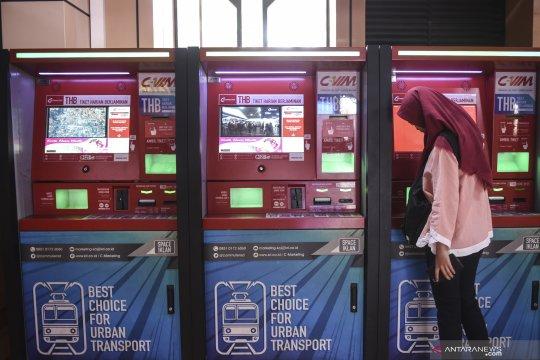 KCI wajibkan pembayaran dengan kartu multitrip di lima stasiun KRL