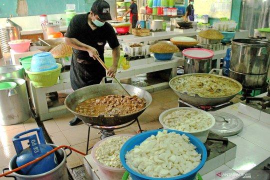 Makanan untuk jamaah calon haji