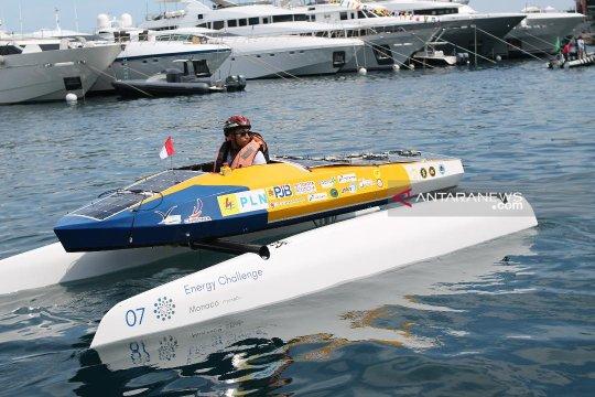 Tim Hydros UI raih posisi keempat lomba kapal hemat energi di Monaco