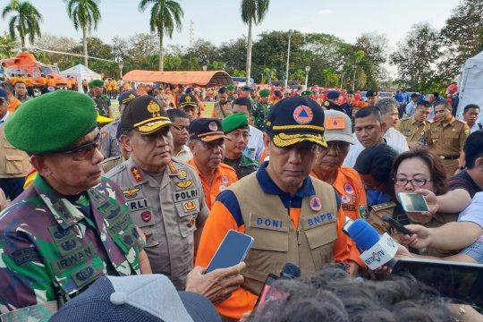 Kepala BNPB: Satgas Karhutla akan ditempatkan daerah rawan