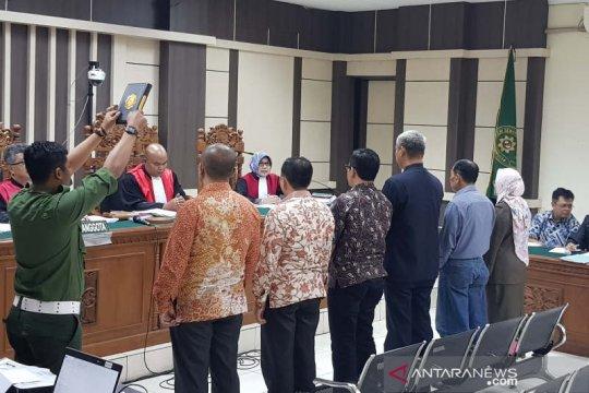 Dua panitera muda PN Semarang diperiksa kasus Bupati Jepara