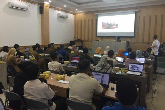 Banda Aceh sudah terhubung dengan aplikasi Lapor