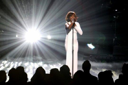 Tur konser hologram Whitney Houston digelar di Inggris tahun depan