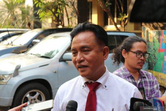 Yusril: keterangan pada kasus Habil Marati harus didalami bersama