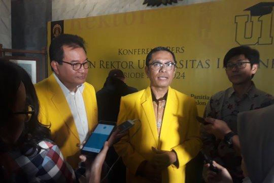 UI ajak seluruh anak bangsa berpartisipasi pemilihan rektor