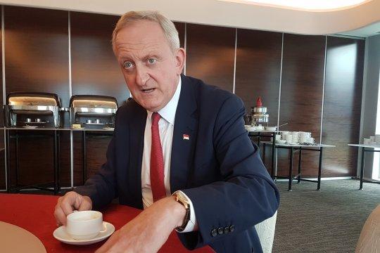 London alokasikan Rp52,9 triliun biayai infrastruktur Indonesia