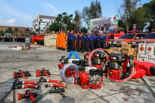 Riau minta personel Satgas Karhutla dapat asuransi jiwa