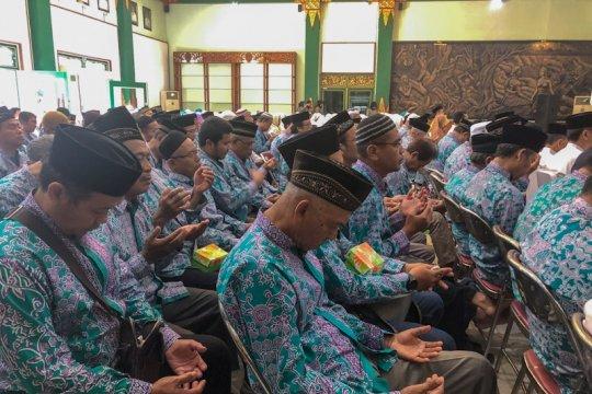 Dua tahun, kesehatan calhaj Yogyakarta dalam pemantauan