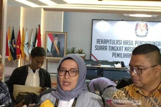 DKPP juga putuskan KPU RI berhentikan Evi Novida dari jabatannya