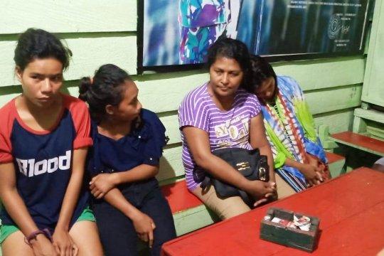 Satgas Yonif 734 gagalkan perdagangan manusia antarprovinsi