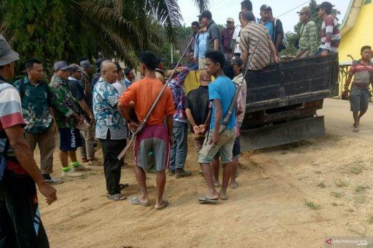 Diamankan 46 pelaku penganiyaan dan kekerasan di hutan Batanghari