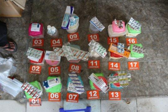 Bareskrim tangkap pemilik pabrik pembuatan obat palsu