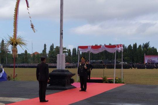 Kepercayaan publik pada Polda Bali meningkat