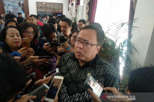 Kepala Bappenas: Presiden akan umumkan lokasi ibu kota baru